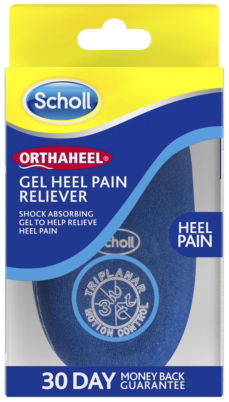 Scholl Orthaheel Gel Heel Pain Reliever Medium