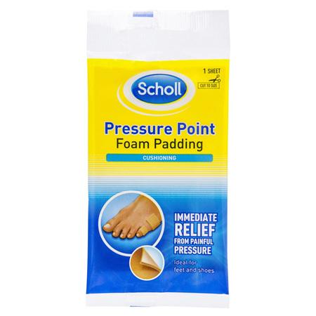 SCHOLL Pressure Point Foam Pad