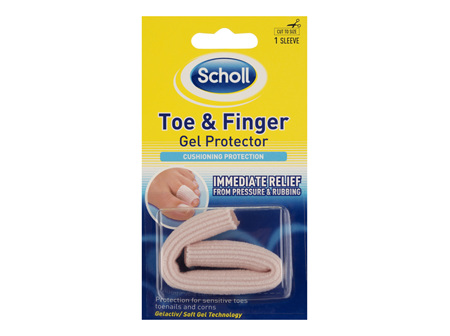 Scholl Toe and Finger Gel Protector