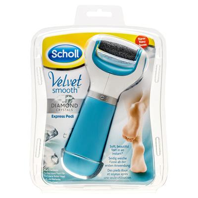 Scholl Velvet Smooth™ Express Pedi