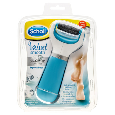 Scholl Velvet Smooth™ Express Pedi
