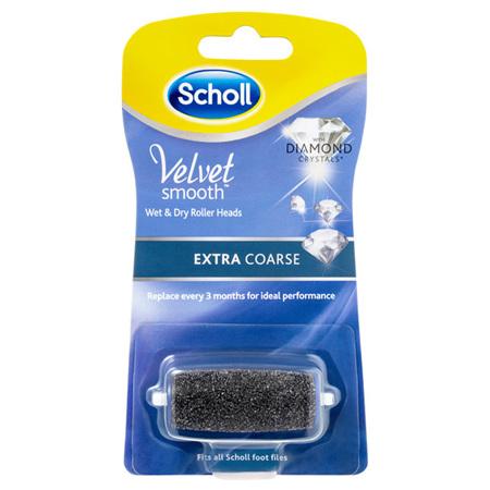 SCHOLL Velvet Smooth Extra Refill 1pk