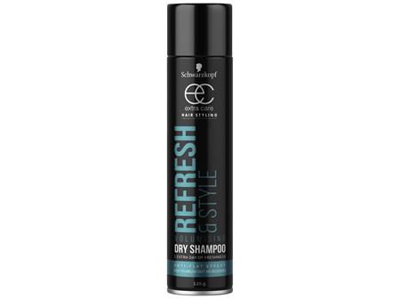 Schwarzkopf Extra Care Dry Shampoo Refresh & Style 125g