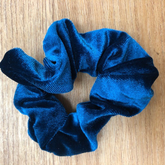 Scrunchie - Dark Teal