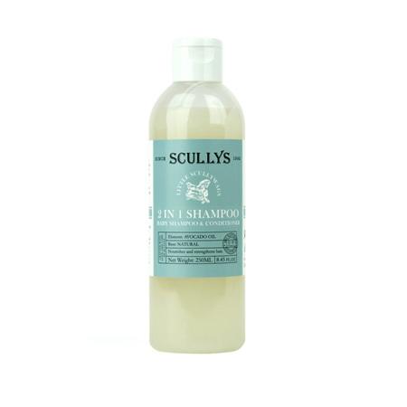 SCULLY Baby 2n1 Shampoo 250ml