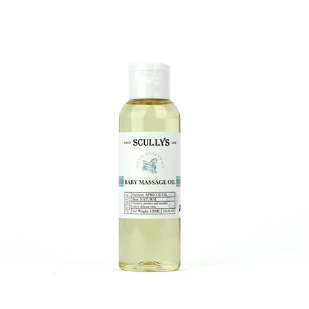 SCULLY Baby Massage Oil 100ml