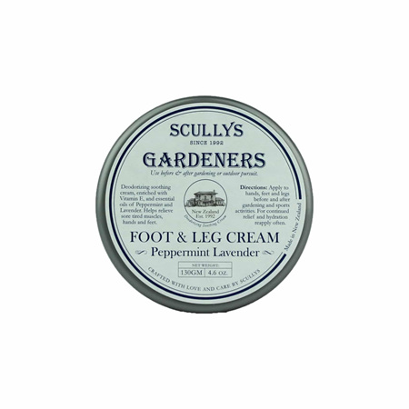 SCULLY Gardeners Foot & Leg Cream