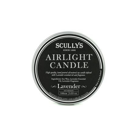 SCULLY Lavender Airlight Candle
