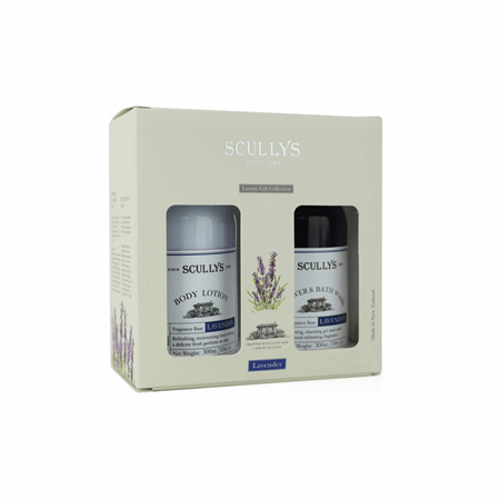 SCULLY Lavender Gift Box
