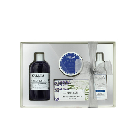 SCULLY Lavender Gift Box Xmas19
