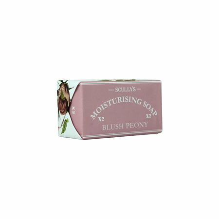 SCULLY MA Peony Twin Soap 300g