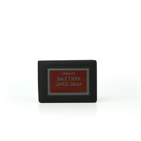 SCULLY Mens Baytree Spice Soap