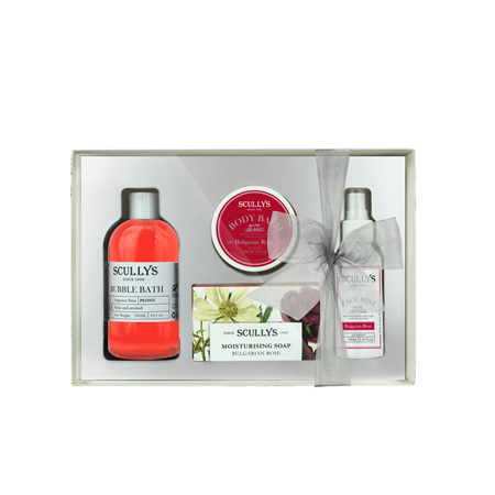 SCULLY Rose Gift Box Xmas19