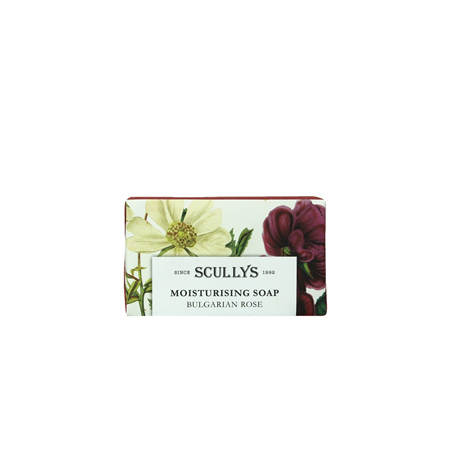 SCULLY Rose Luxury Soap 150g