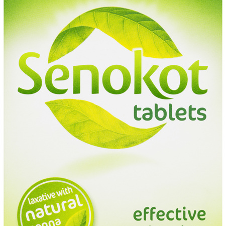 Senokot Tablets Constipation Relief 100 Pack