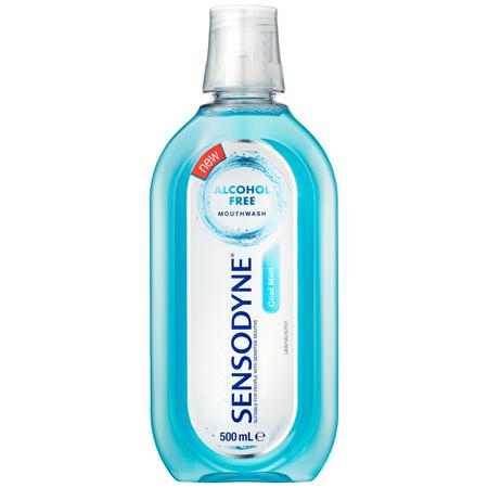 Sensodyne Cool Mint Gentle Mouthwash 500 mL