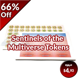 Sentinels of the Multiverse Tokens