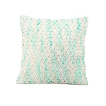 Setu Cushion - Seagreen & Mint