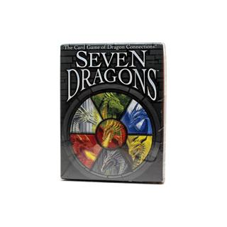 7 dragons card game