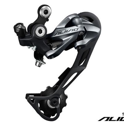 Shimano Alivio Shadow Rear Derailleur 9 Speed