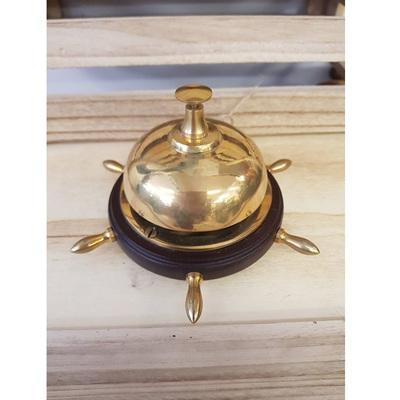 Ships Helm Counter Bell