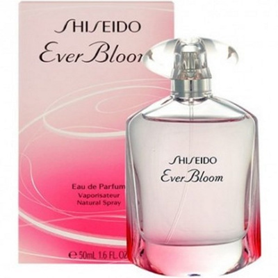 Shiseido Ever Bloom Eau de Parfum 50ml