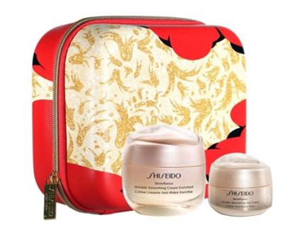 Shiseido Benefiance Cream Set Xmas20