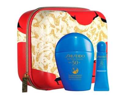 Shiseido Global Suncare Set Xmas20
