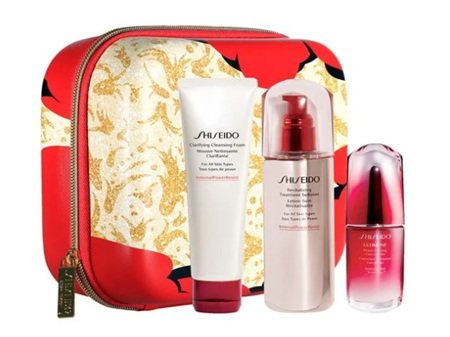 Shiseido Ultimune Defend Set Xmas20
