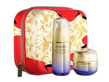 Shiseido Vital Perfection Set Xmas20