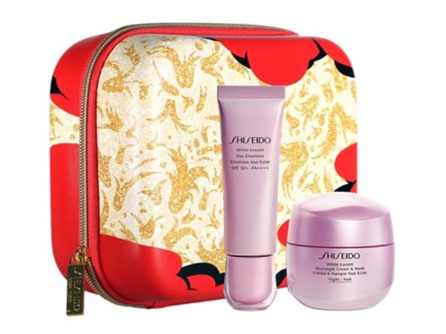 Shiseido White Lucent Set Xmas20