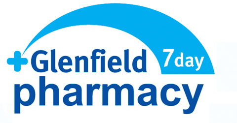 Glenfield Seven Day Pharmacy Shop