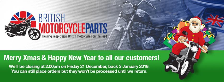 British Motorcycle Parts Ltd