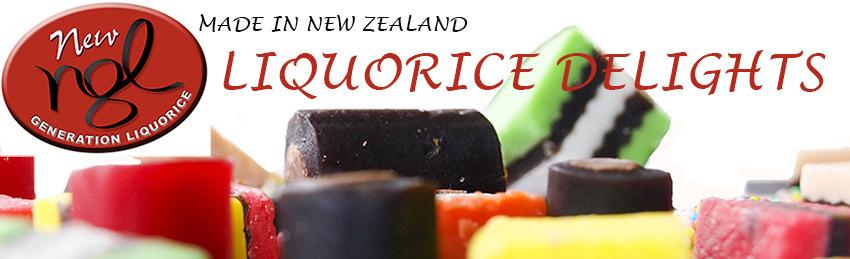 Liquorice Delights
