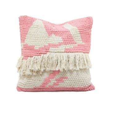 Shri Cushion - Coral 45x45cm
