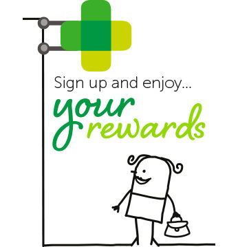 Sign up and enjoy... Your Rewards
