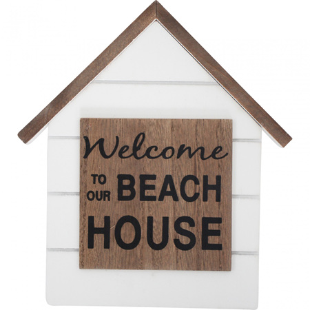 Sign - Welcome to Our Beach House