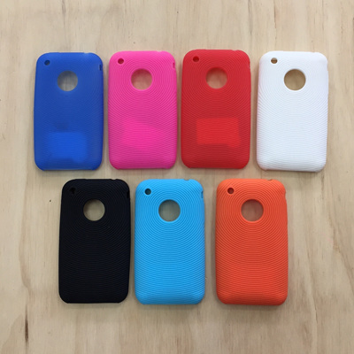Silicone iPhone 3 3s Cover WAS $9.90