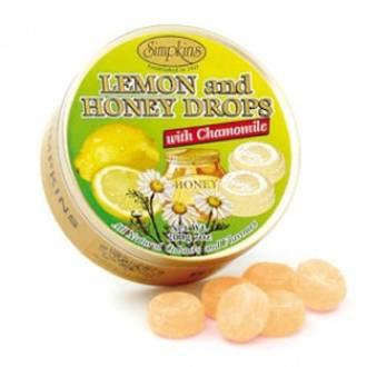 Simpkins Travel Sweets - Lemon & Honey w/Chamomile