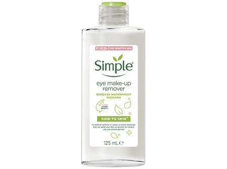 Simple Make-Up Remover Conditioning Eye 125ml