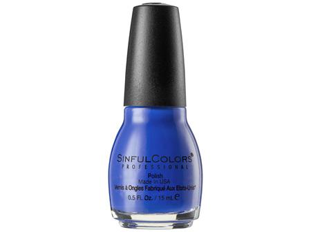 Sinful Colors Nail Enamel Endless Blue