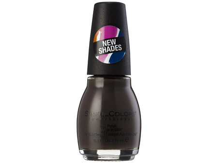 SinfulColors Professional Polish in Street Legal