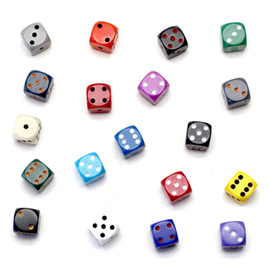Single Six Sided Dice