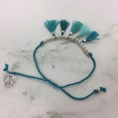 Sioux Bracelet - Teal