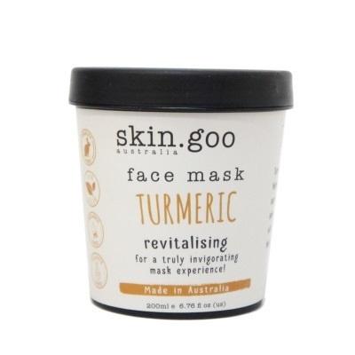 Skin Goo Face Mask - Tumeric