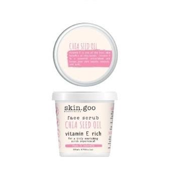 Skin Goo Face Scrub - Chia Seed