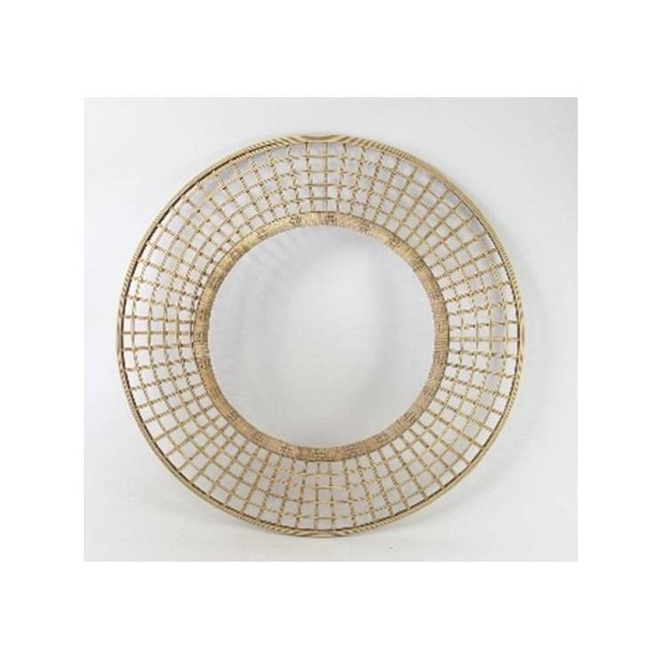 Skoa Bamboo Mirror - Natural Dia90cm