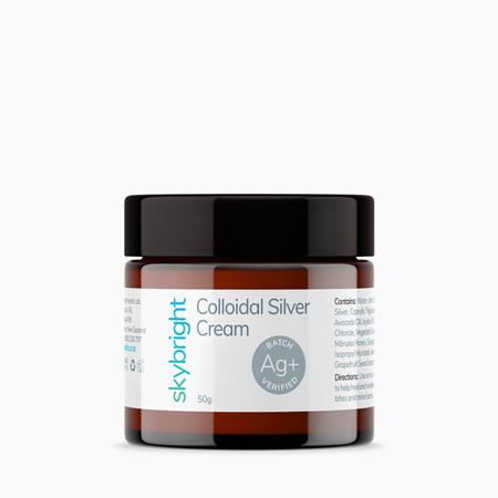 Skybright Colloidal Silver Cream 50g