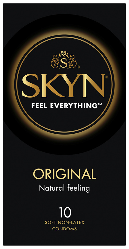 Skyn Original Soft Non-Latex Condoms 10 Pack