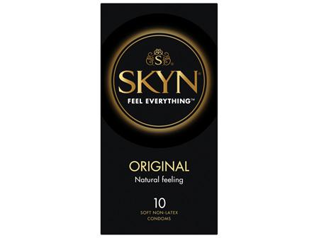 Skyn Original Soft Non-Latex Condoms 10 Pack